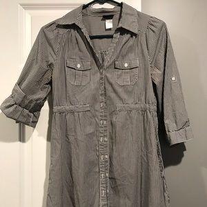 H & M tunic top!!